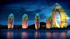 El gran impacto visual de Dubai